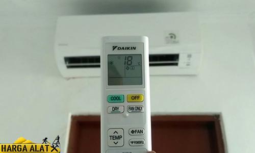 Cara Setting Remote AC Daikin Biar Dingin
