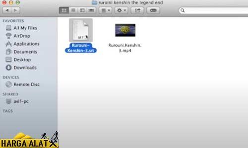 Copy File Subtitle