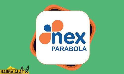1. Aktivasi Nex Parabola Lewat Aplikasi