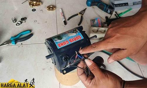 1. Kabel Power Terputus