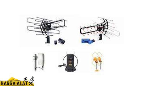 1. Tentukan Jenis Antena