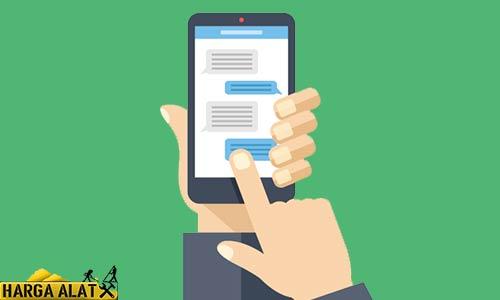 2. Aktivasi Nex Parabola Lewat SMS