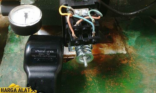4. Otomatis Pompa Rusak