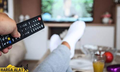 Cara Setting Kode Remote TV Sanyo