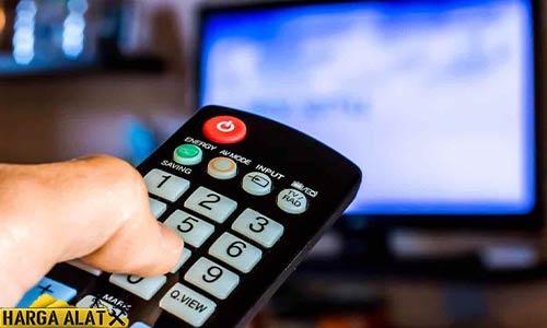 Daftar Kode Remot TV Advance