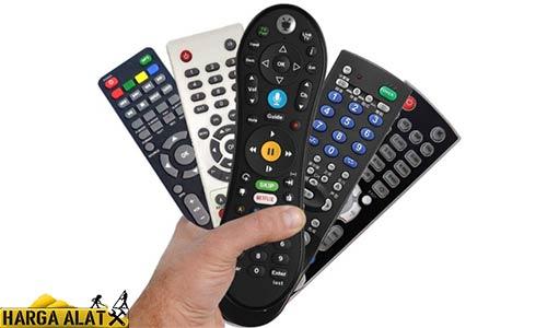 Daftar Kode Remot TV Fujitec