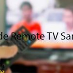 Kode Remote TV Sanyo