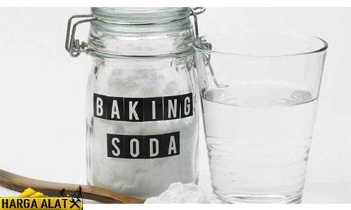 1. Baking Soda Air Panas
