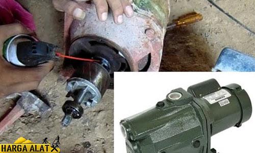 1. Gearbox Jet Pump Rusak