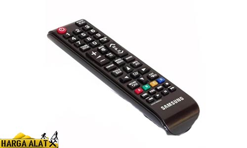 2. Remote TV Non Universal