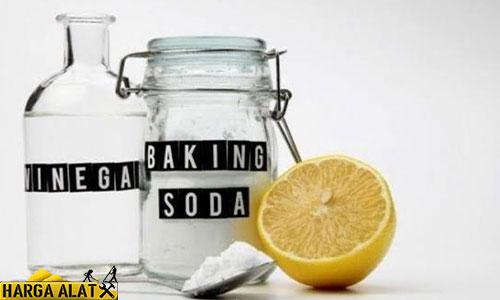 3. Baking Soda Lemon