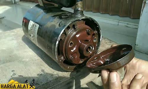 6. Kompresor Rusak