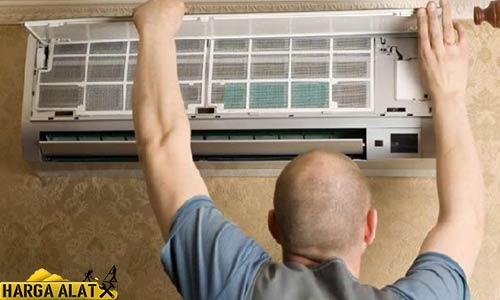 8. Pemasangan AC Tidak Betul