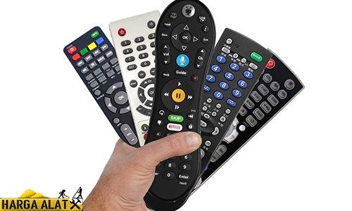 Berapa Harga Remot TV Multi