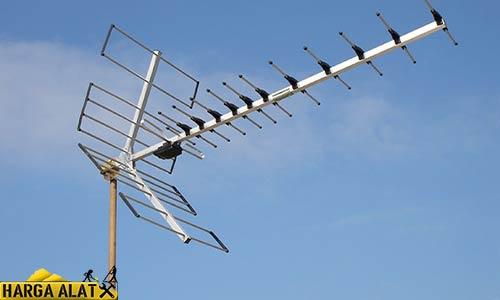 Cara Mencari Siaran TV Antena