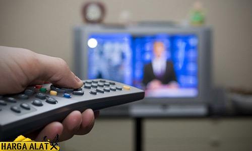 Cara Setting Kode Remote TV Sony
