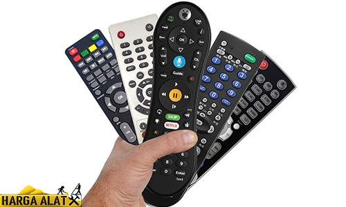 Cara Setting Memasukkan Kode Remote