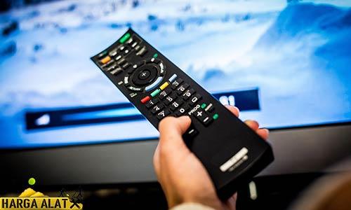 Cara Setting Remote TV Tidak Ada Tombol SET