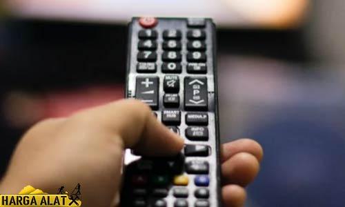 Fungsi Kode Remot TV
