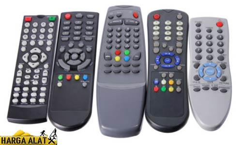 Harga Remot TV Multi atau universal
