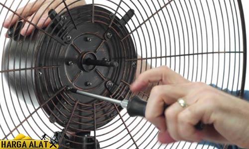 Penyebab Kipas Angin Tidak Berputar Cara Memperbaiki 100 Work