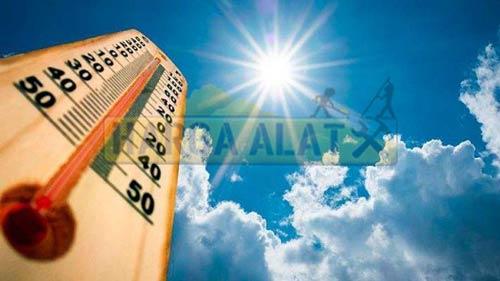 7. Sesuaikan dengan Suhu Luar