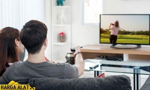 Cara Setting TV Sharp Aquos