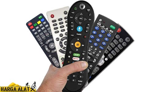 Harga Remot TV Multi Universal