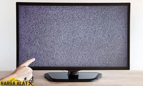 Mencari Channel TV Sharp Aquos
