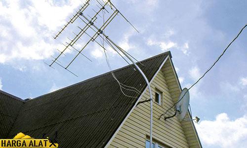 4. Pemilihan Antena