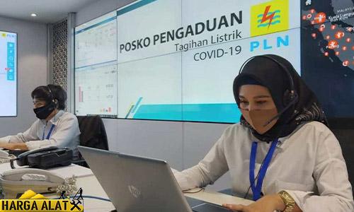 7. Lewat Customer Service Call Center PLN
