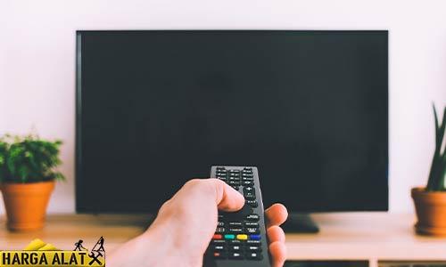 Cara Mencari Channel TV Polytron