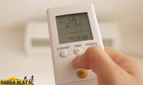2. Gunakan Suhu Standar