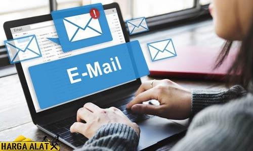 2. Kirim Email Keluhan
