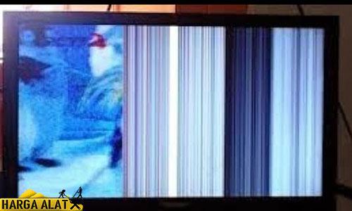 2. TV Samsung 42 inch Gambar Melompat Lompat