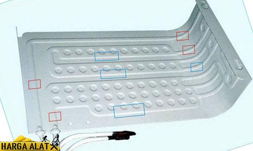 4. Memperbaiki Evaporator