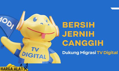 Cara Cek Sinyal TV Digital Setiap Daerah