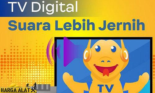 Cara Cek TV di Rumah Menerima Siaran TV Digital atau Tidak