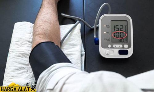 Cara Membaca Hasil Pengukuran Tekanan darah