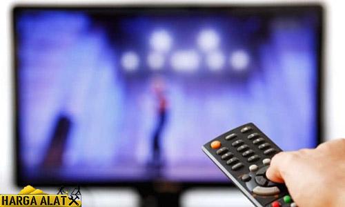 Cara Mencari Channel TV Sony