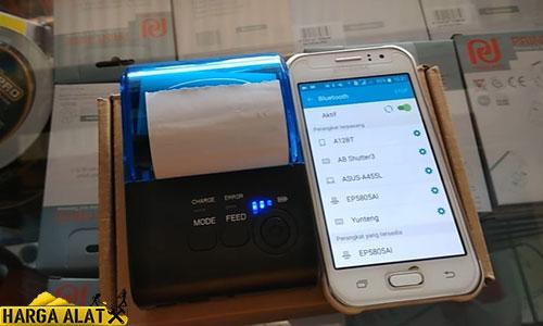Cara Menggunakan Printer Bluetooth