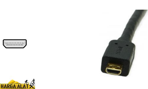 HDMI Laptop Mikro