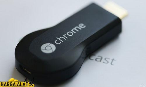 Harga Chromecast