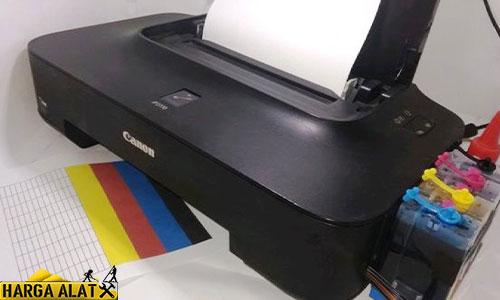 Kenapa Printer Canon IP2770 Harus Direset