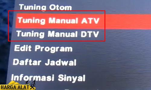 Mencari Channel TV TCL Manual