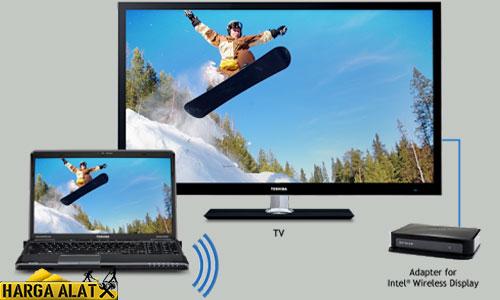 Menghubungkan dengan Wifi Direct