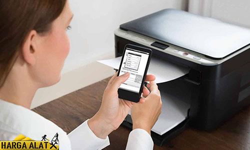 Penggunaan Printer Bluetooth dari HP
