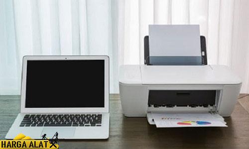 Penggunaan Printer Bluetooth dari Laptop