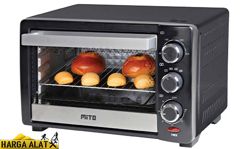 1. MO 666 Electric Oven 19L