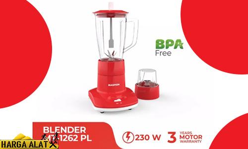 10. Maspion Blender MT 1262 PL